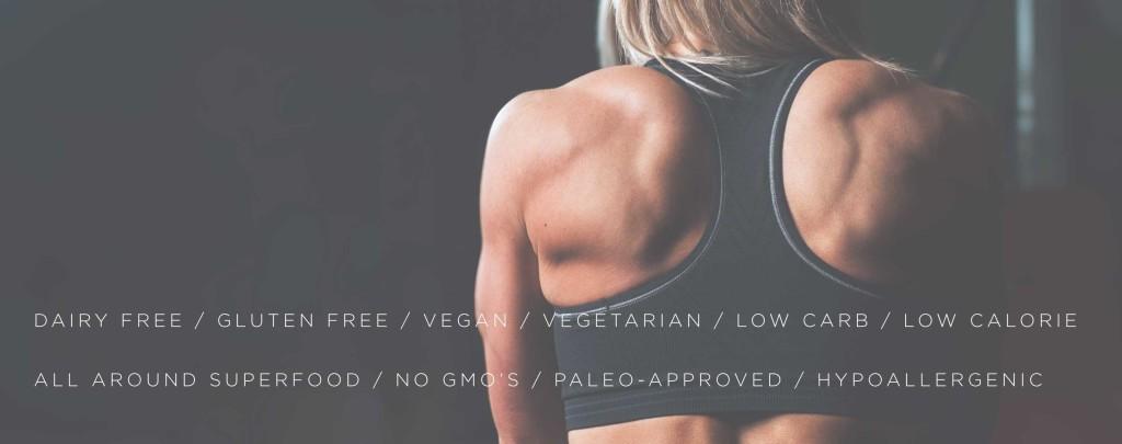 rain form protein dairy free gluten free wheat free
