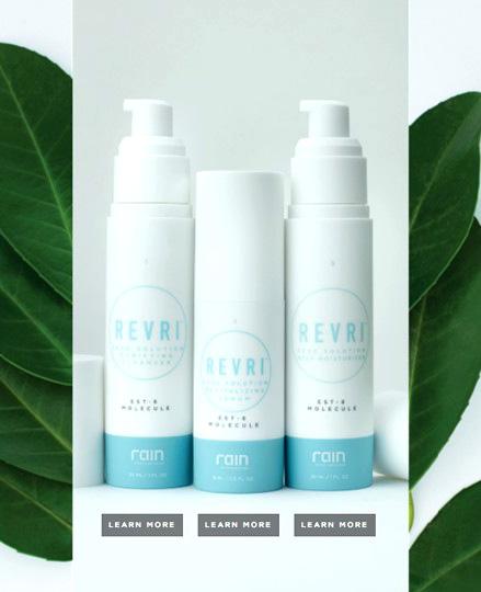Rain Revri skin care