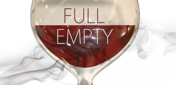 Are you a Glass Half-Full Or Half Empty Personality?